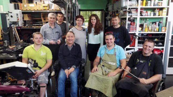 Франшиза «Мастерская по ремонту инвалидной техники «OBSERVER» разрушает барьеры!
