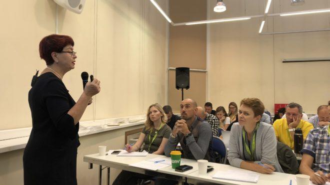 Специалисты компании «Франчайзинг-Интеллект» выступили на «Школе франчайзеров» (BUYBRAND EXPO 2018)