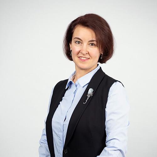 Скоморохова Елена