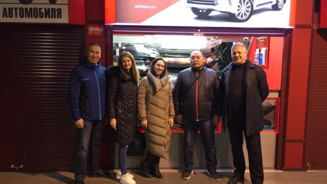 Компания «Франчайзинг-Интеллект» разработала архитектуру франшизы для крупнейшего в России производителя автомобильных аксессуаров